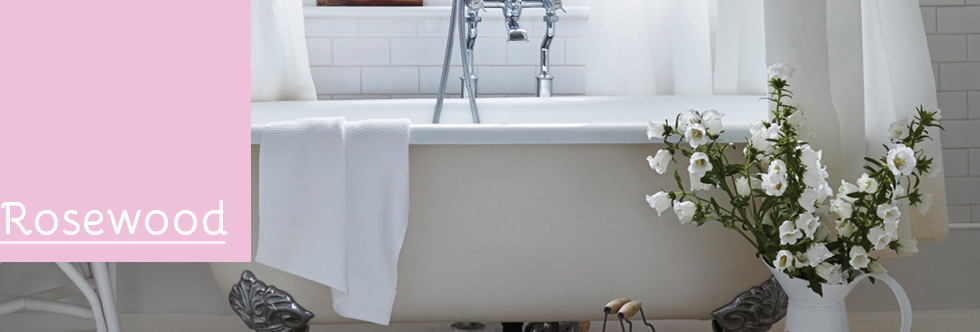 Gamme rosewood accessoires salle de bains creactive paris for Accessoires salle de bain paris
